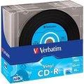 Obrázok pre výrobcu Verbatim CD-R (1ks)Slim/Vinyl/DLP/48x/700MB