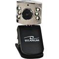 Obrázok pre výrobcu Titanum TC102 AMBER Webkamera 5Mpx s mikrofónom, 6x LED, USB