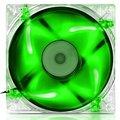 Obrázok pre výrobcu EVOLVEO ventilátor 140mm, LED zelený