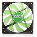 Obrázok pre výrobcu EVOLVEO ventilátor 120mm, LED zelený