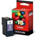 Obrázok pre výrobcu Lexmark 15 - Color Print Cartridge, 150 str.