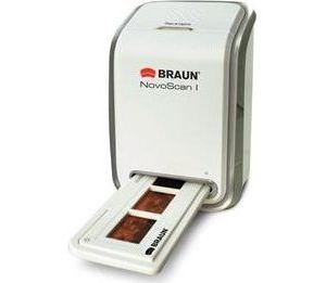 Obrázok pre výrobcu BRAUN foto skener NovoScan I  (5Mpx / 1800dpi)