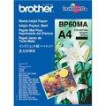 Obrázok pre výrobcu BP60MA, 25 listů, inkoustový papír Brother, matný, 145 g