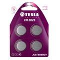 Obrázok pre výrobcu TESLA lithiové baterie TESLA CR2025 3V 165mAh 4 ks