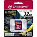 Obrázok pre výrobcu Transcend SDHC karta 32GB Class 10 UHS-I