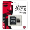 Obrázok pre výrobcu 256GB microSDXC Kingston UHS-I U1 45R/10W