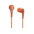 Obrázok pre výrobcu Pioneer špuntová sluchátka oranžová