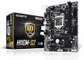 Obrázok pre výrobcu Gigabyte GA-H110M-S2, H110, DualDDR4-2133, SATA3, D-Sub, mATX