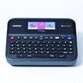 Obrázok pre výrobcu BROTHER tiskárna štítků PT-D600VP - 24mm, pásky TZe,USB, s kufrem, Profi. tiskárna s velkým barevným displejem