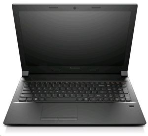 Obrázok pre výrobcu Lenovo IP B51-30 Intel N3700 4GB 500GB+8GB SSHD 15.6 HD matný NV G920/1GB DVDRW Win10 čierny