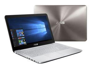"""Obrázok pre výrobcu ASUS N552VX-FI078T i7-6700HQ(3.50GHz) 8GB 1TB+8G SSHD 15.6"""" UHD matný GTX950M/2GB DVDRW Win10 šedá"""