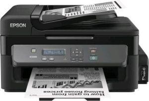 Obrázok pre výrobcu Epson M200, A4 mono All-in-One, ADF, USB, LAN, iPrint