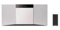 Obrázok pre výrobcu Pioneer slim mikro systém s CD, USB, BT, DAB bílý