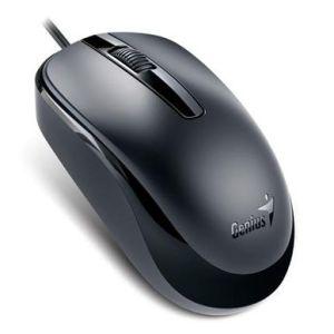 Obrázok pre výrobcu Genius myš DX-120/ drátová/ 1200 dpi/ USB/ čierna