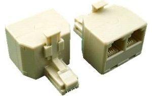 Obrázok pre výrobcu DATACOM Rozdvojka RJ11 6p4c Cat3 (2xFemale,1xMale)