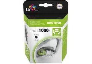 Obrázok pre výrobcu Ink. kazeta TB kompat. s Brother LC 1000 B 100% N