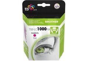 Obrázok pre výrobcu Ink. kazeta TB kompat. s Brother LC 1000 M 100% N