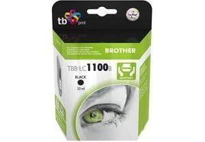 Obrázok pre výrobcu Ink. kazeta TB kompat. s Brother LC 1100 B 100% N