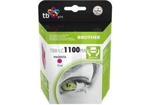 Obrázok pre výrobcu Ink. kazeta TB kompat. s Brother LC 1100 M 100% N