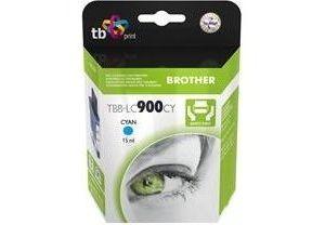 Obrázok pre výrobcu Ink. kazeta TB kompat. s Brother LC 900 CY 100% N