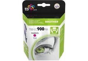 Obrázok pre výrobcu Ink. kazeta TB kompat. s Brother LC 900 MA 100% N