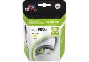 Obrázok pre výrobcu Ink. kazeta TB kompat. s Brother LC 900 Y 100% N