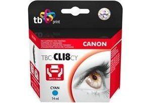 Obrázok pre výrobcu Ink. kazeta TB kompat. s Canon CLI-8C 100% new