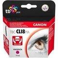 Obrázok pre výrobcu Ink. kazeta TB kompat. s Canon CLI-8M 100% new
