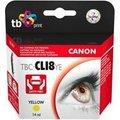Obrázok pre výrobcu Ink. kazeta TB kompat. s Canon CLI-8Y 100% new