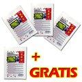 Obrázok pre výrobcu Čist. obrúsky, na tablet, smartphone, uzatvárateľný plastový sáčok, 20 ks, PROMO 3+1 ZDARMA - LOGO
