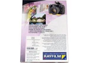 Obrázok pre výrobcu RAYFILM Fólia transparentná pre laser/copy 1ks/A4 *R03101123A