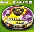 Obrázok pre výrobcu DVD+R Extreme [ cakebox 10 | 4.7GB | 16x ]
