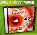 Obrázok pre výrobcu Esperanza DVD-R Titanum [ slim jewel case 1 | 4.7GB | 8x ]