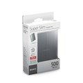 """Obrázok pre výrobcu Sony 2.5"""" externí HDD 500GB, USB 3.0, hliníkový, Slim, stříbrný"""