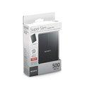 """Obrázok pre výrobcu Sony 2.5"""" externí HDD 500GB, USB 3.0, hliníkový, Slim, černý"""