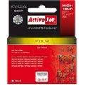Obrázok pre výrobcu Náplň ActiveJet Canon CLI-521Y yellow + chip 10ml