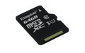 Obrázok pre výrobcu Kingston 64GB microSDXC UHS-I U1 45R/10W bez adap.
