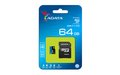 Obrázok pre výrobcu ADATA MicroSDXC 64GB UHS-I 85/25MB/s + adapter