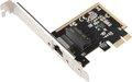 Obrázok pre výrobcu EVOLVEO PCIe Gigabit Ethernet Card 10/100/1000 Mbps, rozšiřující karta