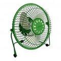 """Obrázok pre výrobcu Esperanza EA149G YUGO stolový ventilátor 6"""", USB, zelený"""