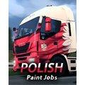 Obrázok pre výrobcu ESD Euro Truck Simulátor 2 Polish Paint Jobs Pack