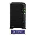 Obrázok pre výrobcu Synology NVR216-4-kam,2C 1GHz CPU,DDR3 1GB,2x 8GB SATAIII/II,USB3,USB2,eSATA,HDMI, 1Gb eth, vyst.roz 1920x1080