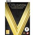 Obrázok pre výrobcu PC - CC: Civilization V The Complete Edition - kompletní vydání