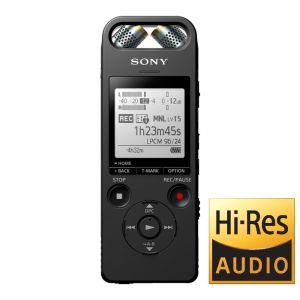 Obrázok pre výrobcu Sony dig. diktafon ICD-SX2000,černý,16GB,USB,mSD