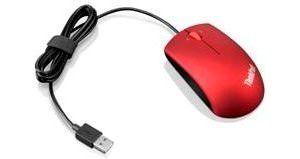 Obrázok pre výrobcu ThinkPad Precision USB Mouse - Heatwave Red
