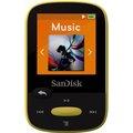 Obrázok pre výrobcu SanDisk Clip Sports 8 GB, FM rádio, MP3, WMA, microSDHC, žlutá