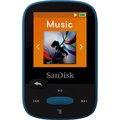 Obrázok pre výrobcu SanDisk Clip Sports 8 GB, FM rádio, MP3, WMA, microSDHC, modrá