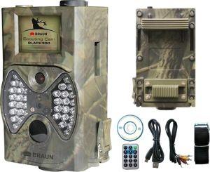 Obrázok pre výrobcu BRAUN fotopast ScoutingCam Black 300 (5Mpx, 36xIR)