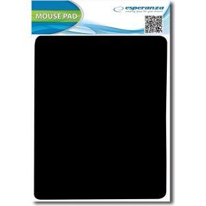 Obrázok pre výrobcu Esperanza EA145K podložka pod myš (230 x 190 x 2 mm), čierna