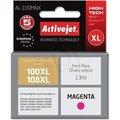 Obrázok pre výrobcu Atrament ActiveJet AL-100M | Magenta | 13 ml | Lexmark 14N1070E